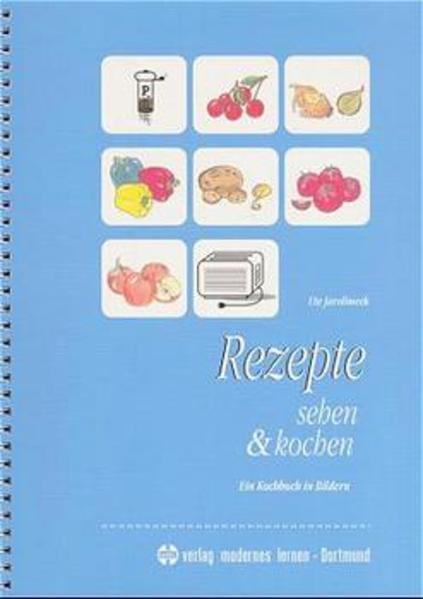 Rezepte sehen und kochen als Buch