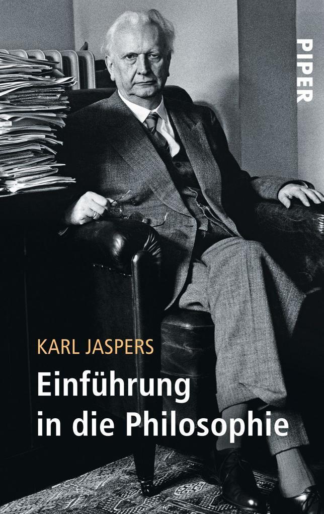 Einführung in die Philosophie als Taschenbuch