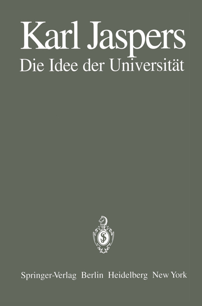 Die Idee der Universität als Buch