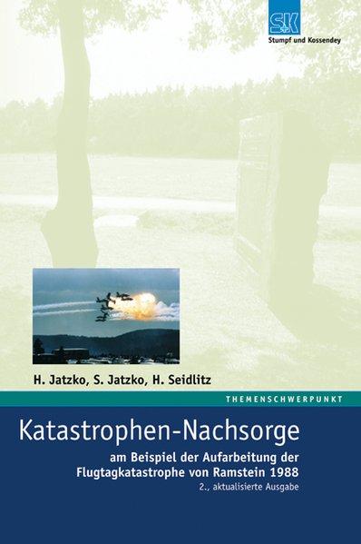Katastrophen-Nachsorge als Buch