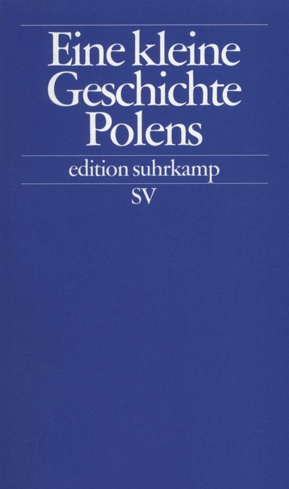 Eine kleine Geschichte Polens als Taschenbuch