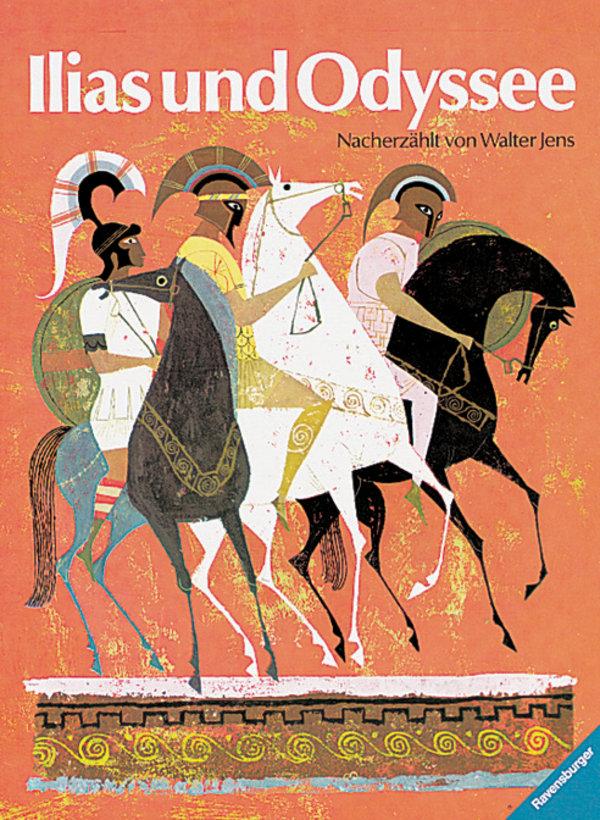 Ilias und Odyssee als Buch