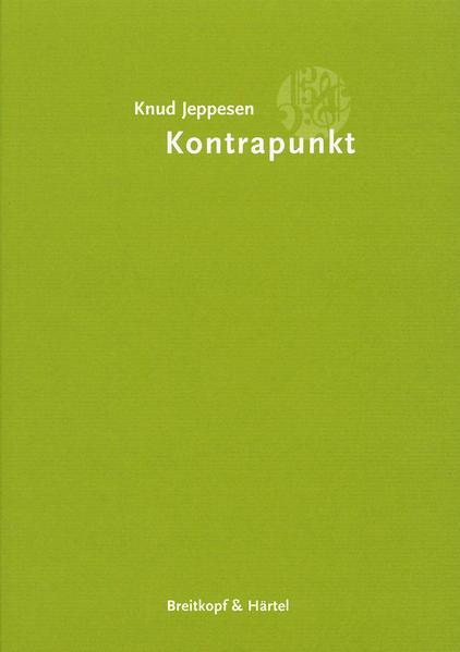 Kontrapunkt. Lehrbuch der klassischen Vokalpolyphonie als Buch