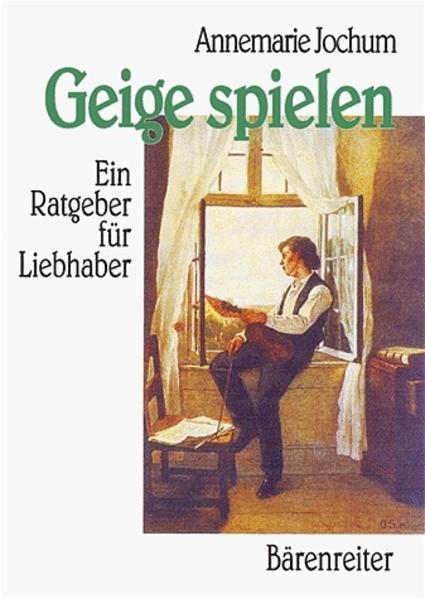 Geige spielen als Buch
