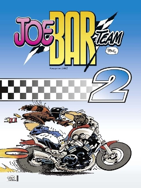 Joe Bar Team 02 als Buch