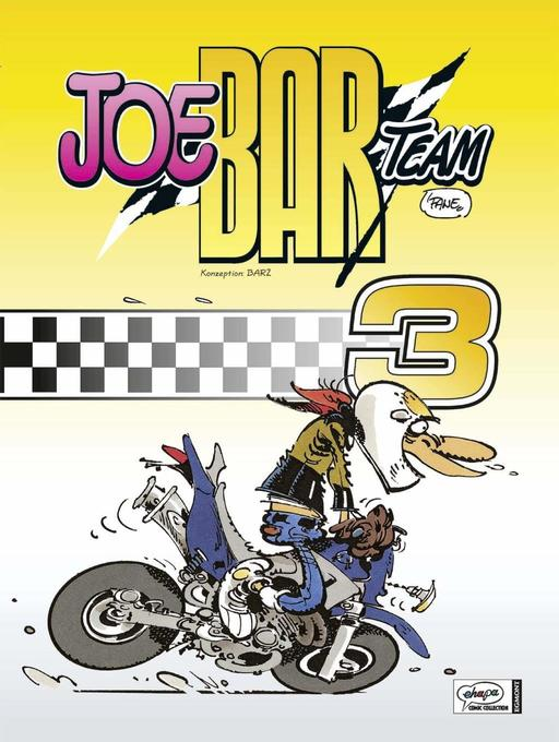 Joe Bar Team 03 als Buch