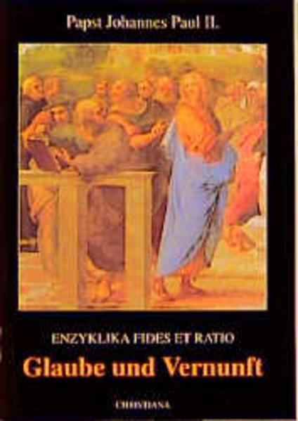 Enzyklika Fides et ratio als Buch