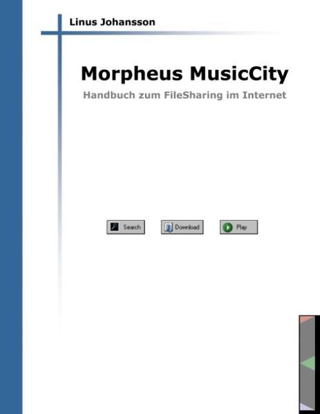Morpheus MusicCity als Buch