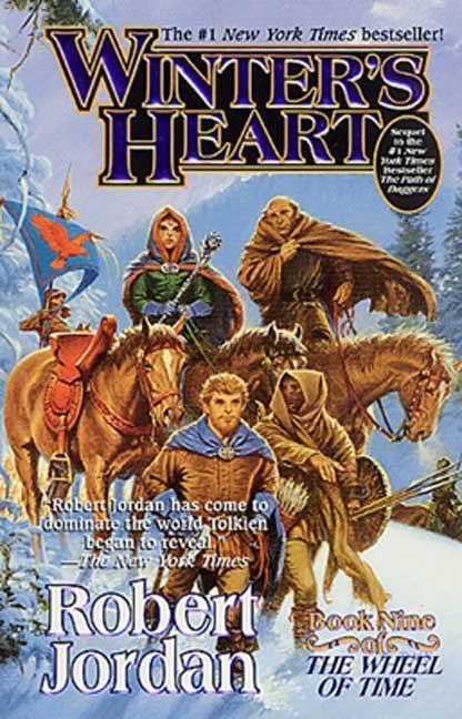 The Wheel of Time 09. Winter's Heart als Taschenbuch