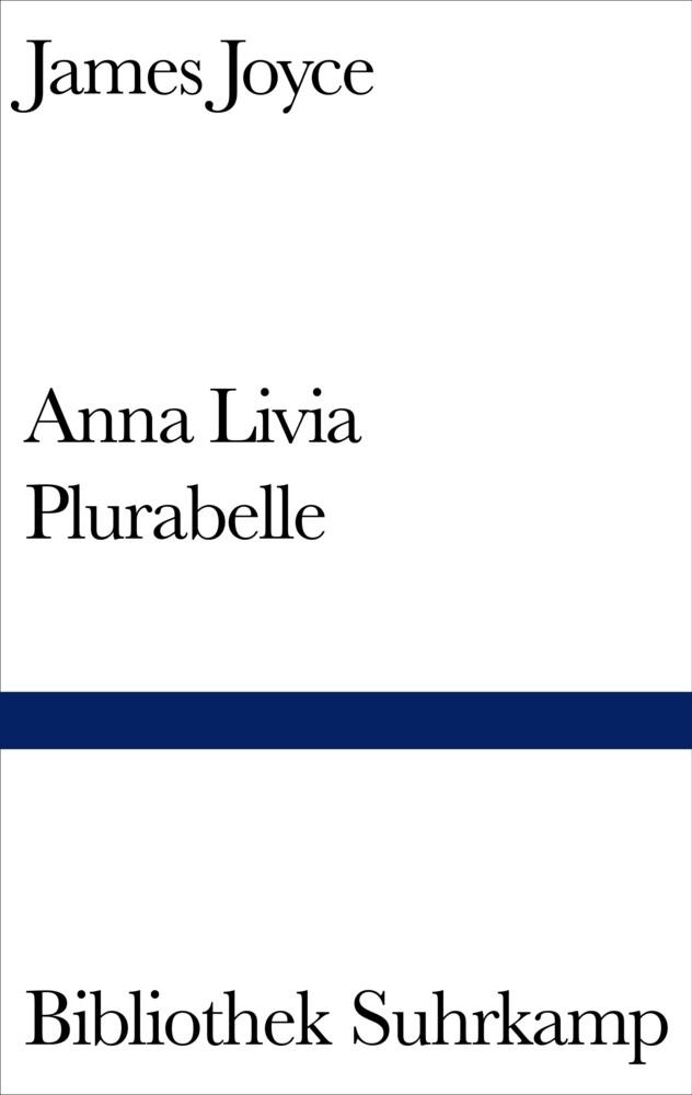 Anna Livia Plurabelle als Buch (kartoniert)