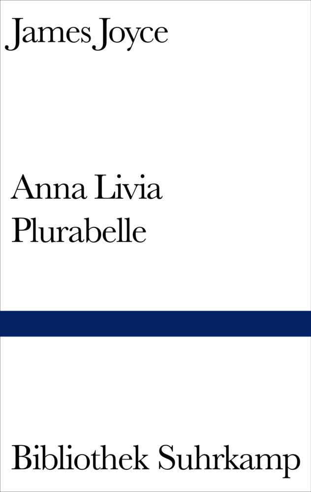 Anna Livia Plurabelle als Buch