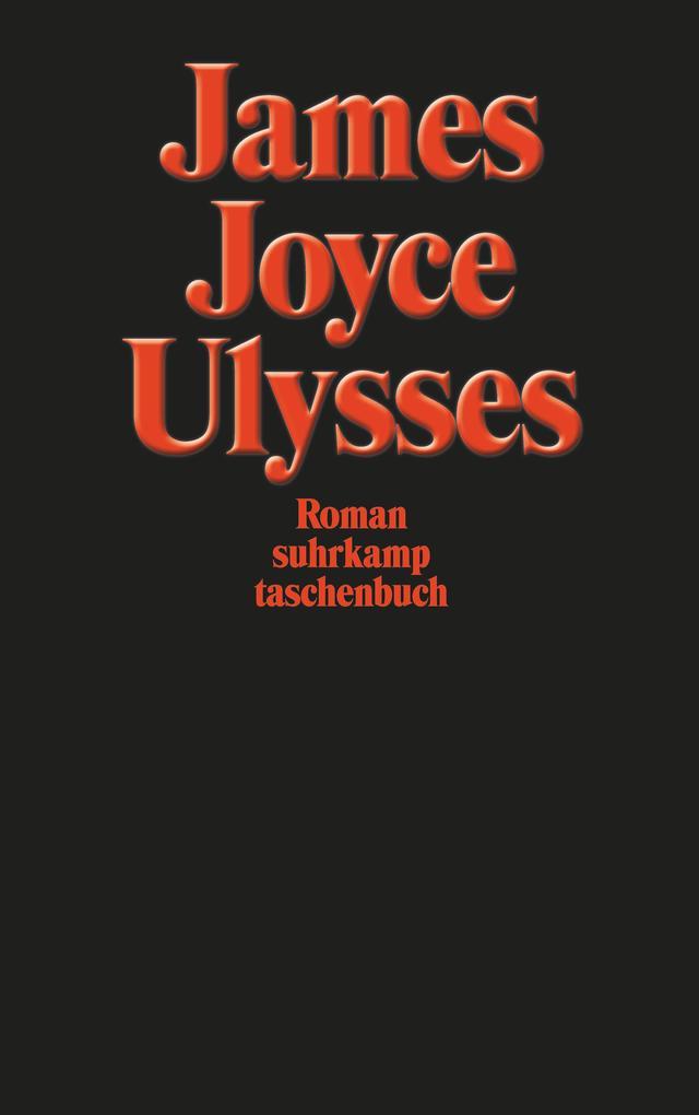 Ulysses als Taschenbuch