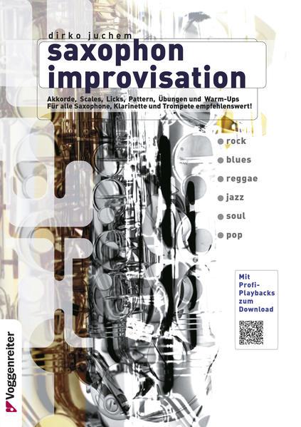 Saxophon Improvisation. Inkl. CD als Buch