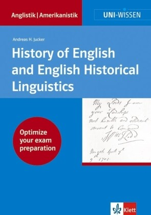 History of English and English Historical Linguistics als Buch