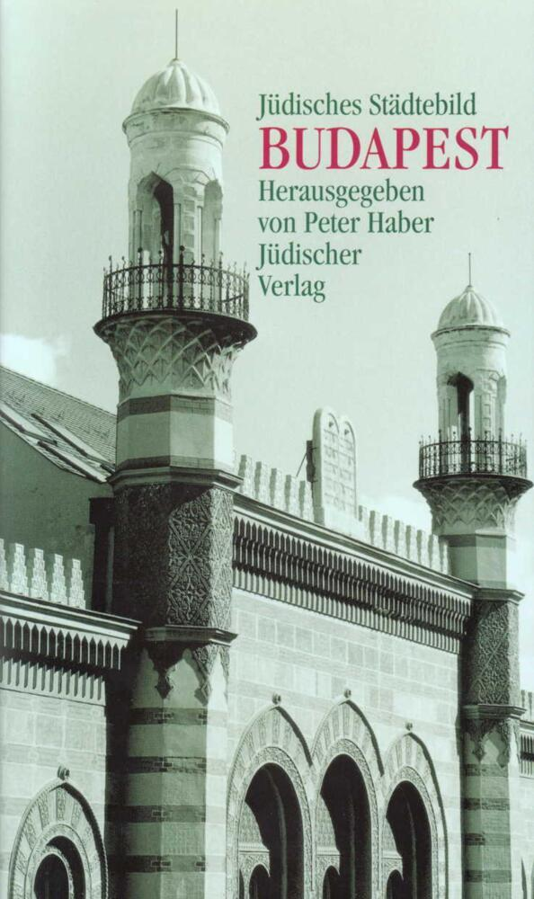 Jüdisches Städtebild Budapest als Buch (gebunden)
