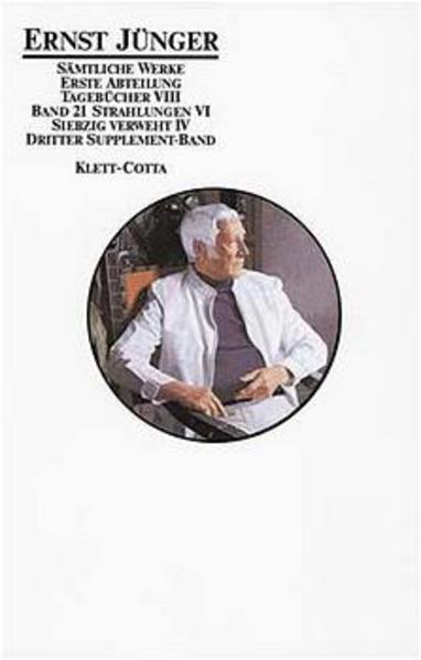 Siebzig verweht IV. 3. Supplement-Band als Buch
