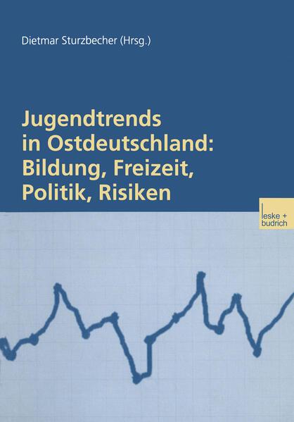 Jugendtrends in Ostdeutschland: Bildung, Freizeit, Politik, Risiken als Buch (kartoniert)