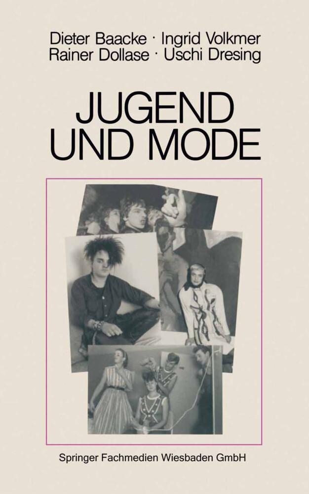 Jugend und Mode als Buch
