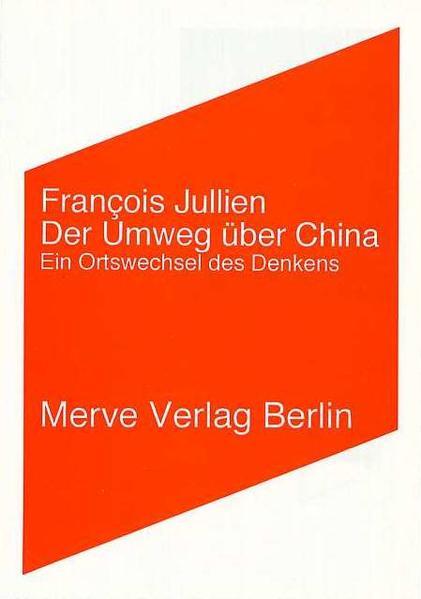 Der Umweg über China als Buch