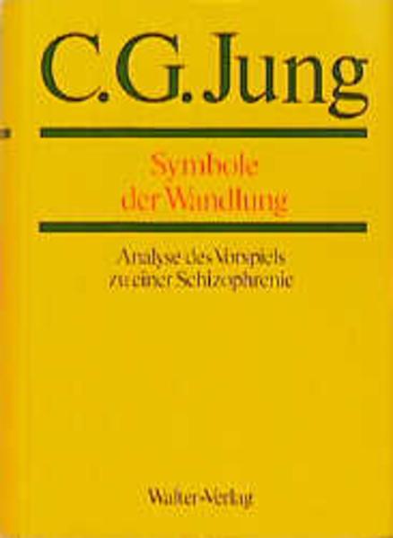 Gesammelte Werke 05. Symbole der Wandlung als Buch