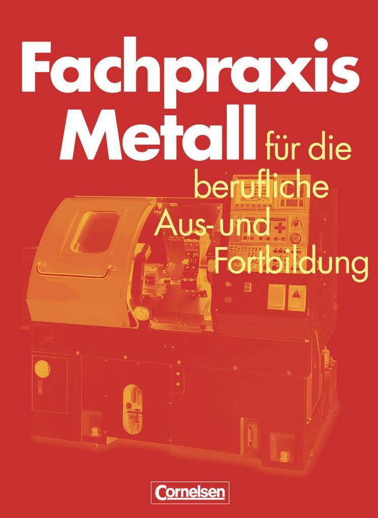 Fachpraxis Metall als Buch