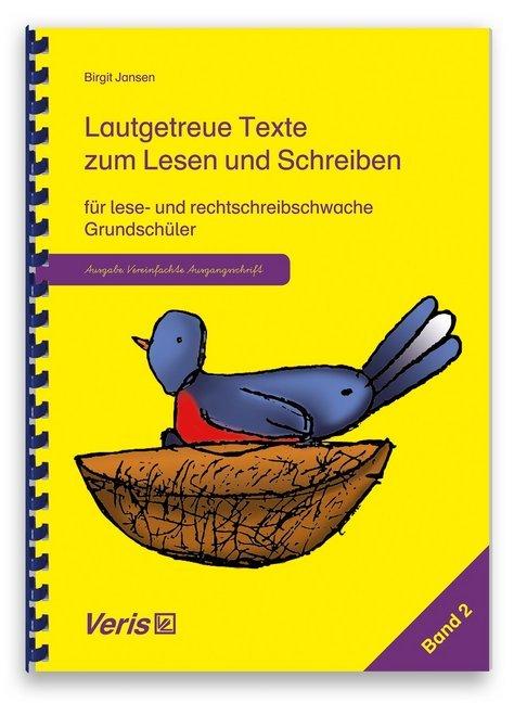 Lautgetreue Texte zum Lesen und Schreiben für l...