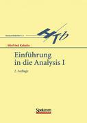 Einführung in die Analysis 1