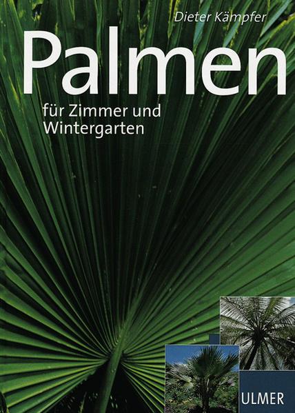 Schöne Palmen für Zimmer und Wintergarten als Buch