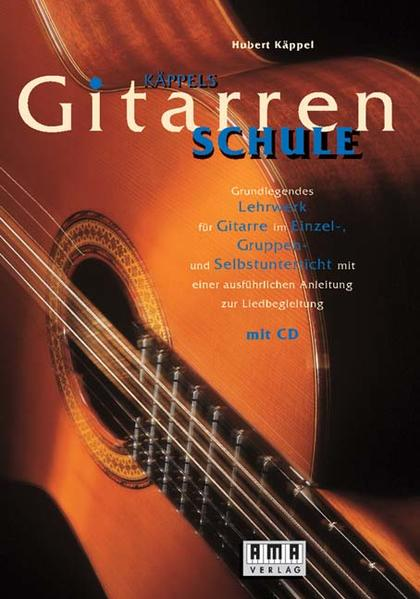 Käppels Gitarrenschule. Inkl. CD als Buch