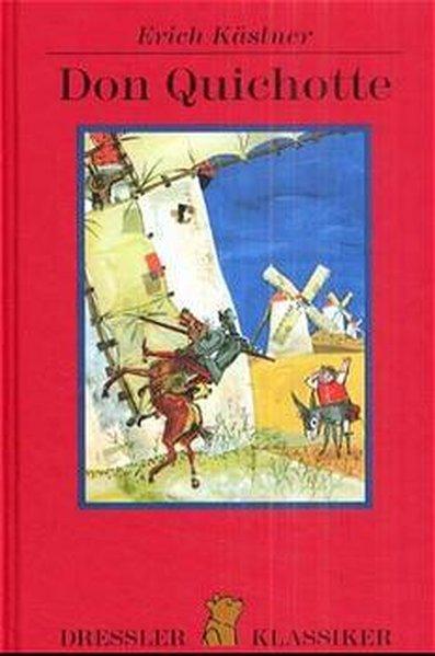Don Quichotte als Buch