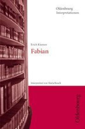 Fabian. Die Geschichte eines Moralisten. Interpretationen als Taschenbuch