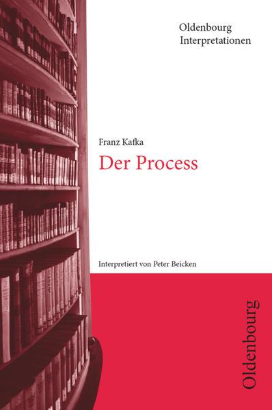 Der Proceß ( Prozeß). Interpretationen als Taschenbuch