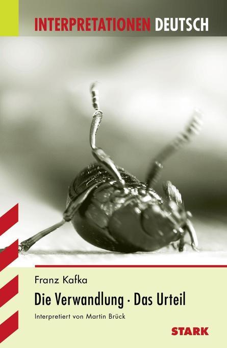 Die Verwandlung / Das Urteil. Interpretationshilfe Deutsch als Buch