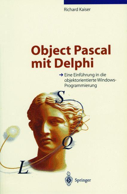 Object Pascal mit Delphi als Buch