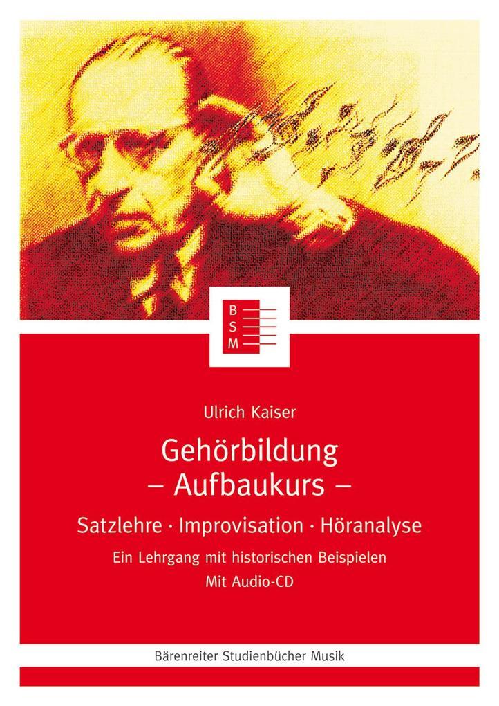 Gehörbildung Band 2. Aufbaukurs als Buch von Ul...