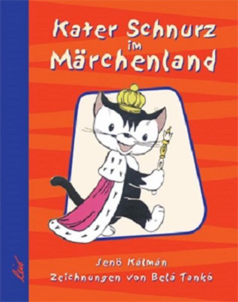 Kater Schnurz im Märchenland als Buch