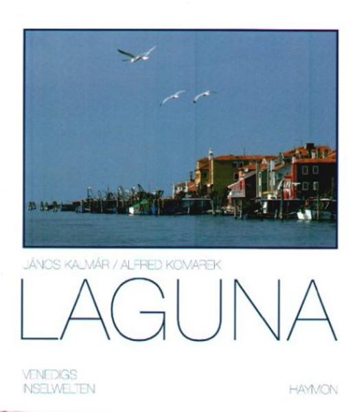 Laguna als Buch