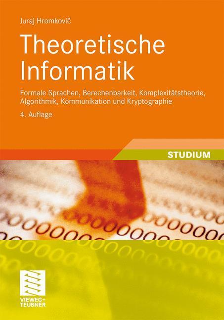 Theoretische Informatik als Buch von Juraj Hrom...