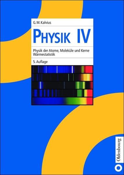 Physik IV als Buch (kartoniert)
