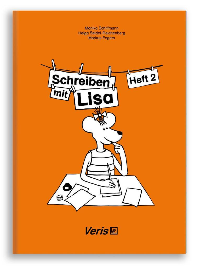 Lisa Lesemaus. Heft 2. Lese- und Schreibmateria...