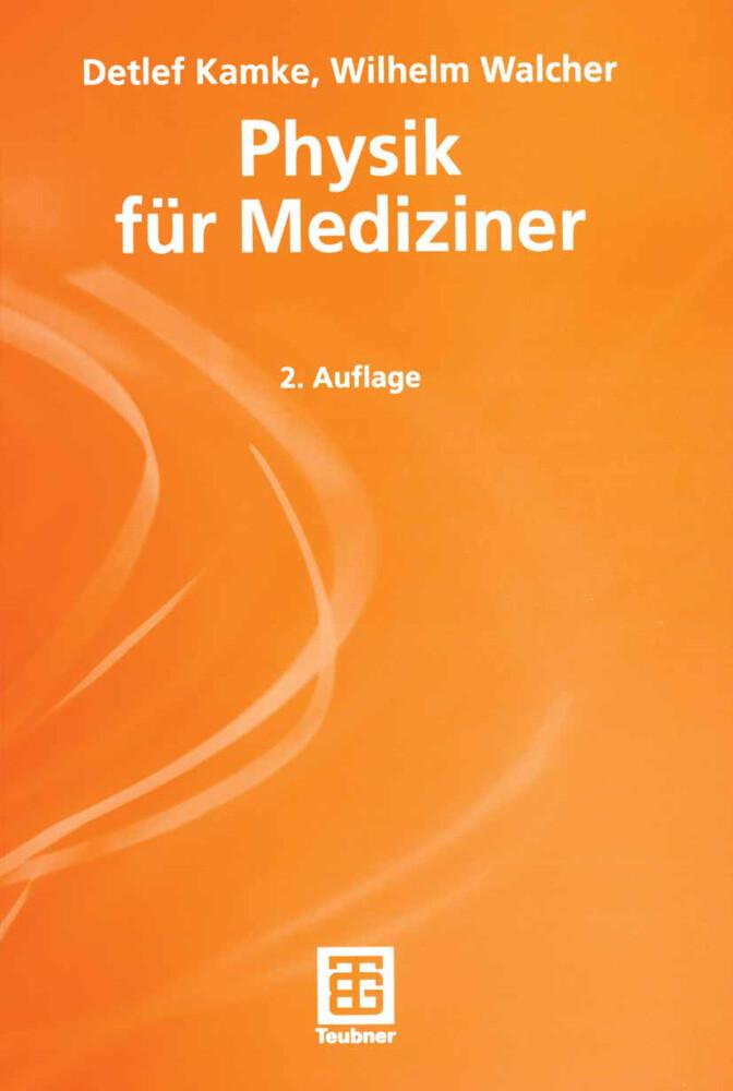 Physik für Mediziner als Buch