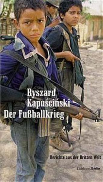 Der Fußballkrieg als Buch