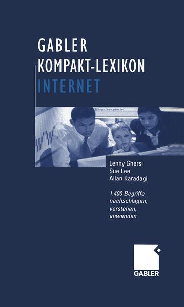 Gabler Kompakt-Lexikon Internet als Buch