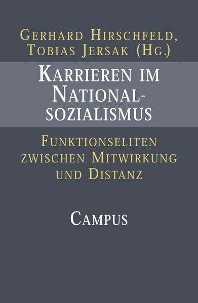 Karrieren im Nationalsozialismus als Buch