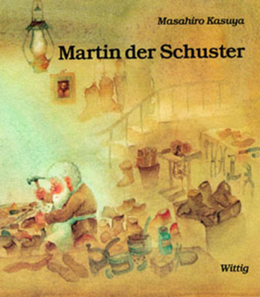 Martin, der Schuster als Buch