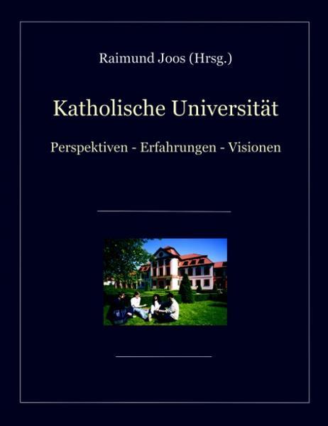 Katholische Universität als Buch
