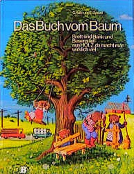 Das Buch vom Baum als Buch