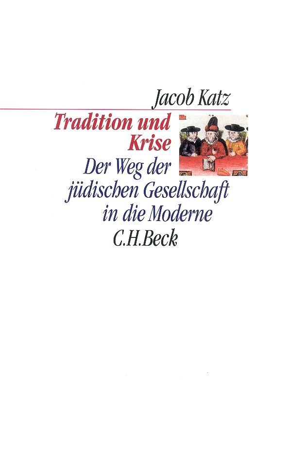 Tradition und Krise als Buch