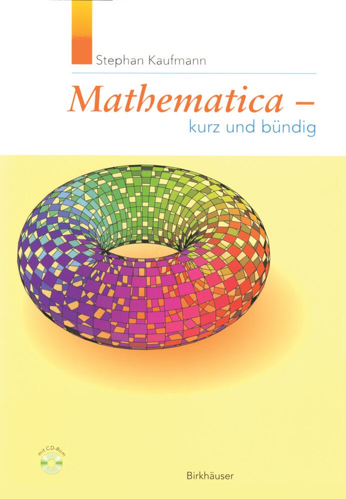 Mathematica, kurz und bündig als Buch von Steph...