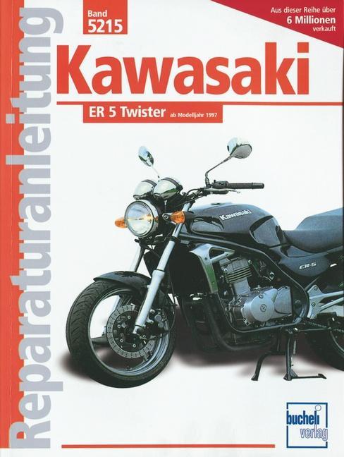 Kawasaki ER 5-Twister ab Baujahr 1997 als Buch